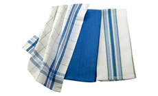 Le Creuset 3-piece Kitchen Towel Sets