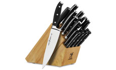 Henckels International Forged Premio Premier Knife Block Set