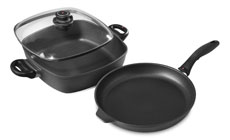 Swiss Diamond Nonstick Induction Starter Cookware Set