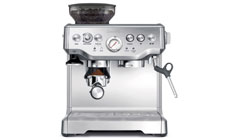 Breville Stainless Steel Barista Express Programmable Espresso Machine