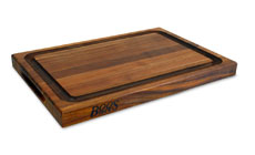 John Boos Walnut Cutting Board with Groove