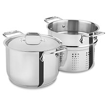 All-Clad Stainless Steel Pasta Pot