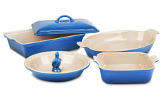 Le Creuset Stoneware 6-piece Heritage Bakeware Sets