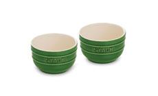 Staub Ceramic 2-piece Prep Bowl Sets