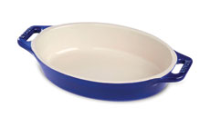 Staub Ceramic 14½-inch Oval Baking Dishes