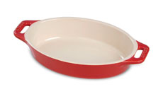 Staub Ceramic 14½-inch Oval Baking Dish