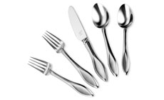 Zwilling J.A. Henckels  Royal Court Stainless Steel Flatware Set