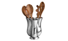 Nambe Tulip Kitchen Utensil Set