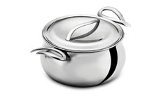 Nambe CookServ Stainless Steel Stock Pot
