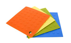 Silicone Pot Holder Trivet Set