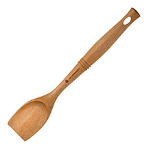 Le Creuset Revolution Wooden Scraping Spoon