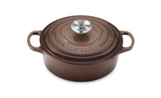 Le Creuset Signature Cast Iron 3½-quart Round Wide Dutch Oven