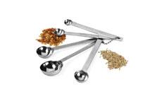 RSVP Endurance Stainless Steel Measuring Spoon Set
