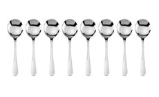 RSVP Endurance Monty's Stainless Steel Soup Spoon Sets
