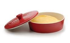 RSVP Stoneware Tortilla Warmer
