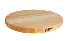 John Boos 18-inch Round Cutting Board