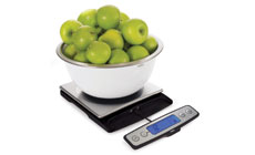 Oxo Good Grips Stainless Steel Digital Kitchen Scale with Pull-Out Display