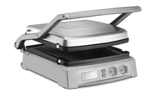 Cuisinart Deluxe Griddler Panini Press & Griddle