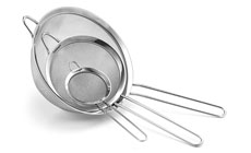Cuisinart Stainless Steel Mesh Strainer Set