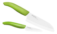 Kyocera Revolution 2-piece White Blade Ceramic Knife Set