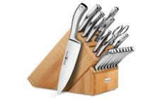 Wusthof Culinar PEtec 19-piece Knife Block Sets