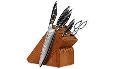 Tojiro Senkou Classic 6-piece Knife Block Sets