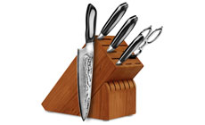 Tojiro Flash 6-piece Knife Block Sets