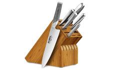 Global 7-piece Knife Block Sets
