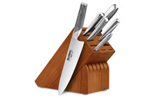 Global 7-piece Knife Block Sets