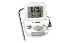 Taylor Classic Digital Programmable Cooking Thermometer