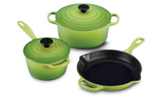 Le Creuset Signature Cast Iron 5-piece Cookware Set