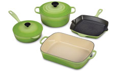 Le Creuset Signature Cast Iron Palm Cookware Sets