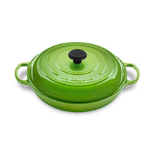 Le Creuset Signature Cast Iron 3¾-quart Braisers
