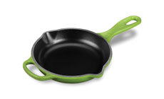 Le Creuset Signature Cast Iron Palm Iron Handle Skillets