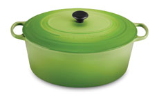 Le Creuset Signature Cast Iron 15½-quart Oval Dutch Ovens