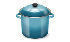 Le Creuset Enameled Steel 10-quart Stock Pots