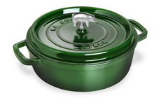 Staub 6-quart Cochon Shallow Round Dutch Oven