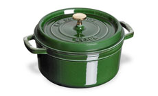 Staub 7-quart Round Dutch Oven