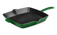 Staub 12-inch Square Grill Pans
