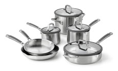Calphalon Easy System Stainless Cookware Set