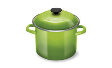 Le Creuset Enameled Steel Palm Stock Pots