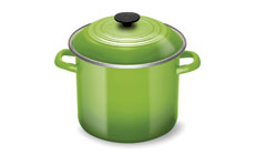 Le Creuset Enameled Steel 8-quart Stock Pots