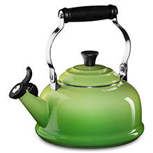 Le Creuset Enameled Steel 1.8-quart Whistling Tea Kettle