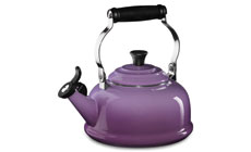 Le Creuset Enameled Steel 1.8-quart Whistling Tea Kettles