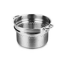 Le Creuset Stainless Steel Pasta/Colander Insert