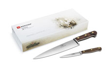 Wusthof Limited Edition 200th Anniversary Carbon Steel Knife Set