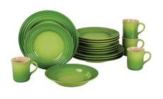 Le Creuset Stoneware 16-piece Dinnerware Set