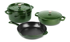 Staub 5-piece Cookware Set