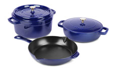 Staub 5-piece Cookware Sets