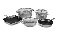 Staub 8-piece Cookware Sets